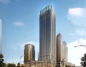 3d building 116