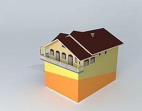 3D model Smajl Hamzic