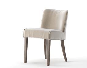 furniture fourhands Dining Chair 3D model