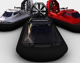 Ripsaw howercraft mod 3D model