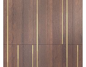 3D model Decor wood Panel 26