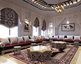 Arabic Majlis 001 3D
