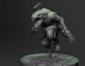 3D printable model Nezumi Ninja Boss