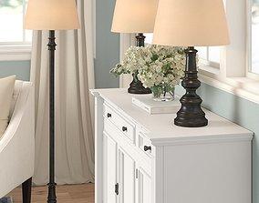 3D Esopus Floor Lamp