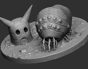 ohmu Ohmu Scene 3D Print Concept