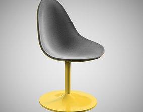 chair 222 3D model