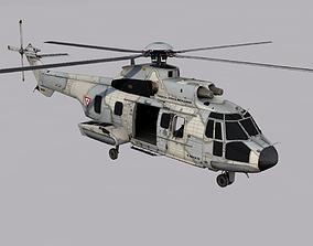 Eurocopter EC725 3D model