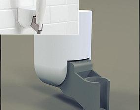 Shower Holder 3D printable model