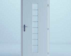 3D model White Door 43