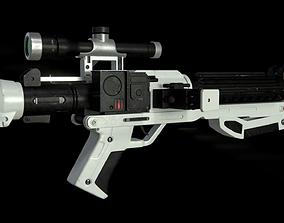 3D asset Blaster F11-D