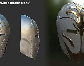 Jedi Temple Mask - 3D Print