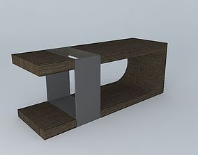 LUMA Strap Bench 3D model