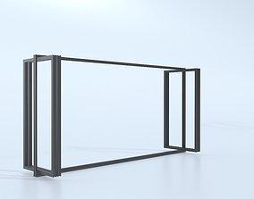 3D model Aluprof MB-FoldLine 004 M-0160
