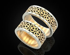 3D printable model Wedding ring 85