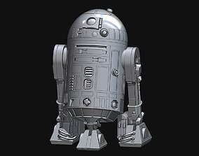 3D printable model R2D2 Accurate Highly Detailed