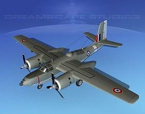 Douglas A-26B Invader UK 3D
