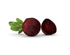 3D model Beetroot