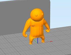 3D printable model Gang Beasts