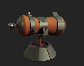 low-poly Machines of war - Stylize 3D