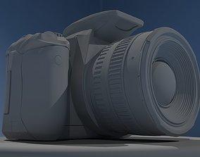 image 3D model camera
