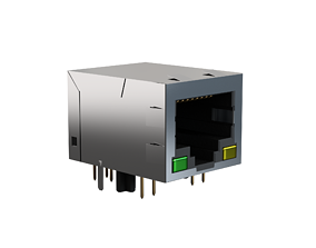 Ethernet socket 3D