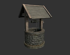 realtime 3D Old Well