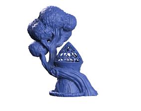 3D print model Tree House