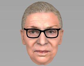 Ruth Bader Ginsburg 3D