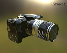 3D model VR / AR ready Camera