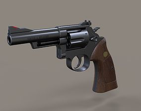 Revolver Smith and Wesson Model 19