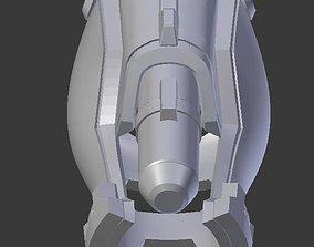 Overwatch Widowmaker Cosplay - Summer 3D printable model