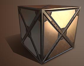 Futuristic PBR Textures P10 3D model