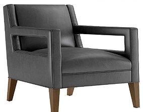 3D Mitchell Gold Duke Chair