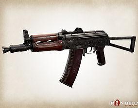 AAA FPS AKS74U 3D asset