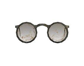 dirt glasses 3D model