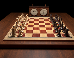 CHESS queen 3D