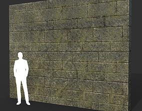 3D asset Low poly Ancient Dragon Temple Element 14 190909