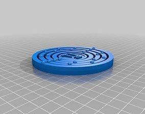 3D printable model Titanium