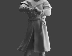Mr X From Resident Evil 2 Remake 3D print model