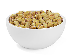 3D model Bowl of Pistachios