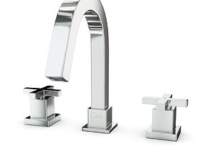 3D model Gro Welle Dusches 811 mixer faucet