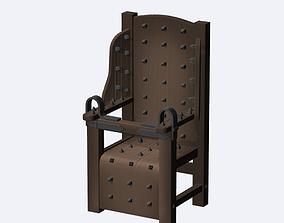 Torture Chair 3D print model