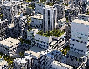 3D Future City A 7
