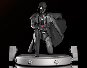 darth vader 3D print model jedi