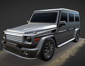 Mercedes W463 3D model