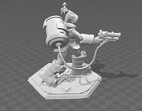 3D printable model OverWatch Mey