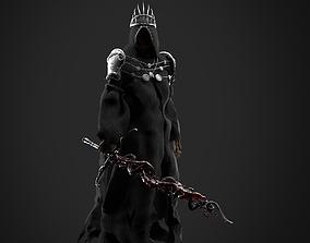 3D model Reaper Skeleton King