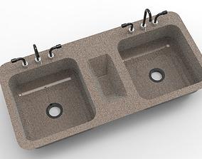 3D printable model Kitchen Sink 11
