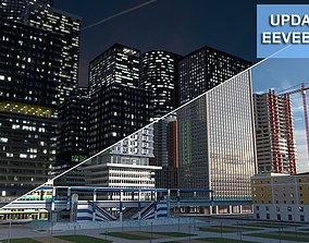 Cityscape00 3D model