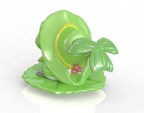 Travel Frog 3D print model